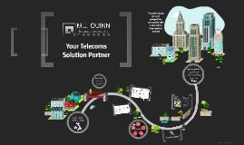 M.J. QUINN Telecoms - Your Solution Partner