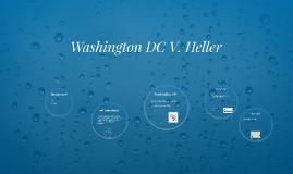 Washington DC vs Heller