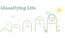 Classifying Life