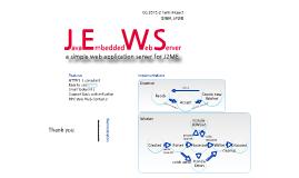 Project JEWS