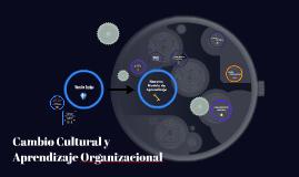 Cambio Cultural y