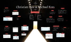 Christian Dior & Michael Kors