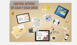 Copy of Control Interno de Caja y Caja Chica