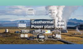 Geothermal Powerplant