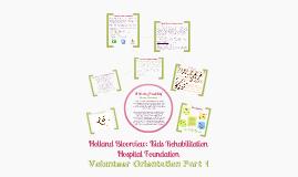 Holland Bloorview Manual 1