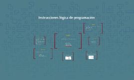 Conceptos lógica programación
