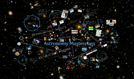 The Astronomy Masterclass. Update