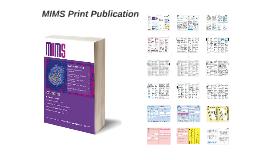 Copy of MIMS December 2015 Print Publication