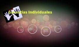 Garantías Individualez(igualdad)