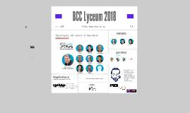 bcc lyceum presentacion