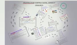 PROTECCION CONTRA CAIDA, ARNES Y CHALECO