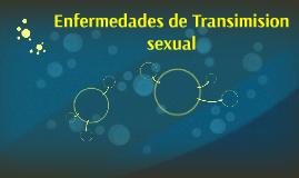 Enfermedades de Transimision sexual