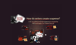 Copy of L3 Creating suspense with MCS