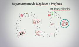 Departamento de Negócios e Projetos