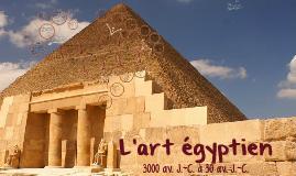 Copy of L'art égyptien