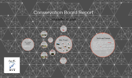 Conservation Board Report