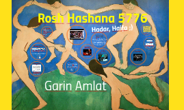 Seder de Rosh Hashaná