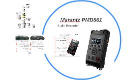 Marantz PMD661