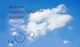 Pontificia Universidad Javeriana Presentation
