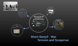 Short Story - War