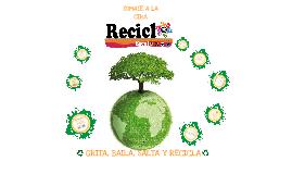 Presentación Recicloescolarte