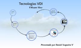 Tecnologías VDI