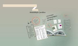 Copy of Metodología Jurídica