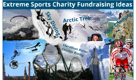 Extreme Sports Charity Fundraising Ideas