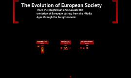 European Evolution Explication