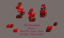 The Olive Spice