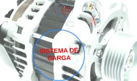 SISTEMA DE  CARGA