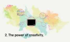 2. The power of creativity.