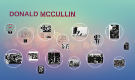 DONALD MCCULLIN