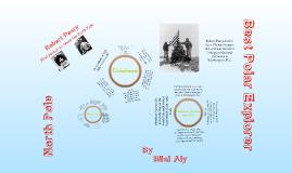Copy of Robert Peary - Antartic