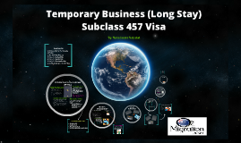 Copy of Subclass 457 Visa - Presentation