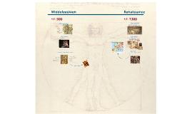 Renaissance in de kunst, cursus 2014-2015