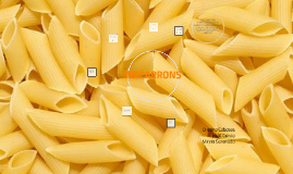 Copy of MACARRONS