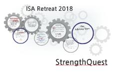ISA retreat 2018