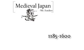 Intro to Medieval Japan