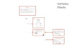 Servicios: Diseño