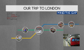 OUR TRIP IN LONDON