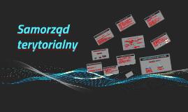 Copy of Samorząd terytorialny