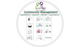BNI Presentación 10 minutos Community Management LA PAZ Comunicación