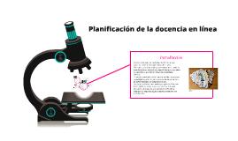Copy of Planificación de la docencia en línea
