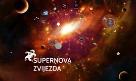 SUPERNOVA ZVIJEZDA