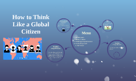 How to Think Like a Global Citizen