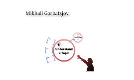 Mikhail Gorbatsjov
