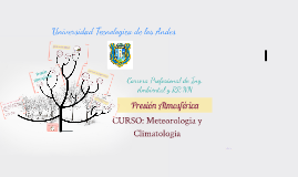Copy of La Presión Atmosferica