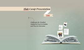 Iflah Camp Presentation