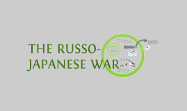 Copy of Copy of Modern History - The Russo-Japanese War